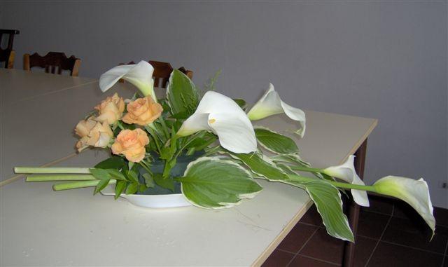 les d corations florales paroisse notre dame des lumi res caluire et cuire. Black Bedroom Furniture Sets. Home Design Ideas