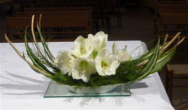 Très Les décorations florales — Paroisse Notre-Dame des Lumières  UW12